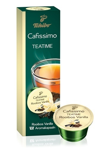 TEATIME Rooibos Vanilla-Tchibo